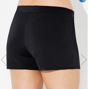 Swimsuit for all banded waist swim shorts 12